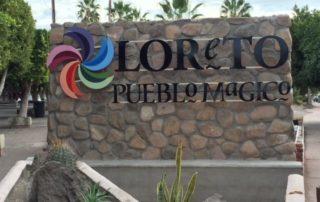 Old Town Entrance, Shopping, Explore Loreto, Loreto Destinations, Gretchen Bell